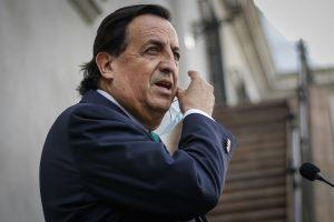 Comisión revisora aprueba acusación constitucional contra Víctor Pérez: el martes se debate en Sala