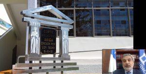 Cuenta Pública 2020: Presidente de la Corte de Arica destacó continuidad del servicio judicial durante la pandemia