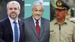 Tribunal removió nombres de Piñera, Blumel y Rozas en querella por delitos de lesa humanidad