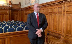 Los 15 meses de Rodrigo Pica como ministro del Tribunal Constitucional
